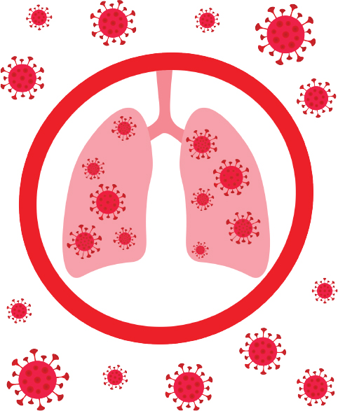 PDF download on How COVID-19 Affects Your Lungs